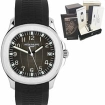 Patek Philippe Aquanaut new Automatic Watch with original box and original papers