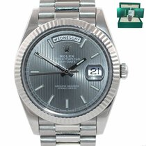 Rolex Day-Date 40 White gold 40mm United States of America, New York, Huntington