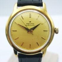 Zenith Stellina Żółte złoto 35mm Złoty