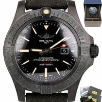 Breitling Avenger Blackbird Titanium 48mm Black United States of America, New York, Lynbrook