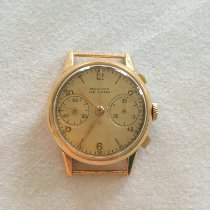 Movado occasion Remontage manuel 36mm Or