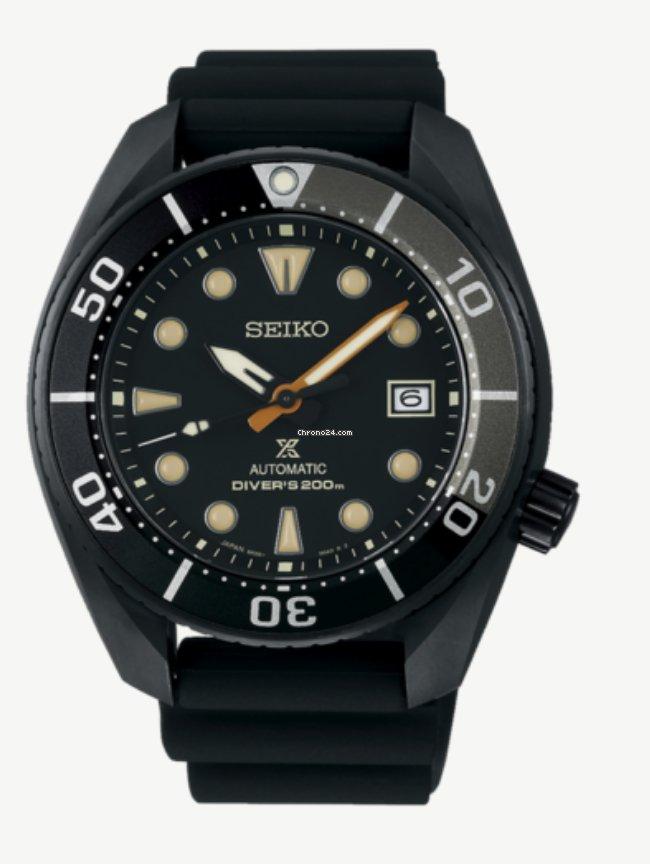 Seiko Prospex SPB125J1 2020 новые
