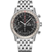 Breitling Steel 41mm Automatic A13324121B1A1 new