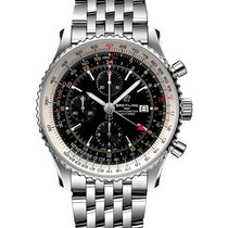 Breitling Steel 46mm Automatic A24322121B1A1 new