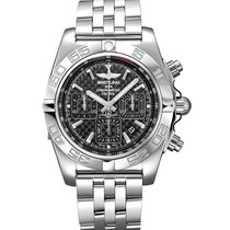Breitling Steel 44mm Automatic AB0110121B2A1 new