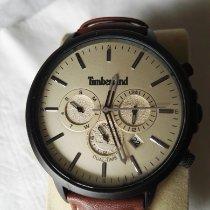 Timberland Watches Aluminum 43mm Quartz 15651J new
