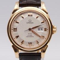 Omega De Ville Co-Axial Růžové zlato 38mm