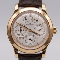 Jaeger-LeCoultre Master Eight Days Perpetual Rose gold 42mm
