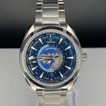 Omega 220.10.43.22.03.001 Acier 2021 Seamaster Aqua Terra 43mm nouveau