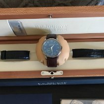 F.P.Journe Chronometre Bleu Tantal 2014 Souveraine 39mm gebraucht