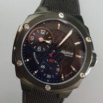 Alpina Avalanche Сталь 48mm Черный Aрабские