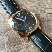 Panerai Radiomir Rose gold 45mm Blue Arabic numerals United States of America, California, Sunnyvale