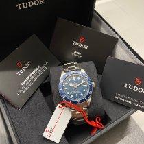 Tudor Black Bay Fifty-Eight Acier 39mm Bleu Sans chiffres France, Paris
