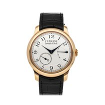 F.P.Journe Souveraine Rose gold 40mm Silver Arabic numerals United States of America, Pennsylvania, Bala Cynwyd