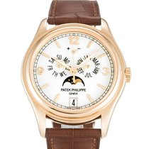 Patek Philippe Annual Calendar Or rose 39mm Champagne Arabes