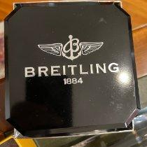 Breitling Colt GMT Acero Negro Arábigos