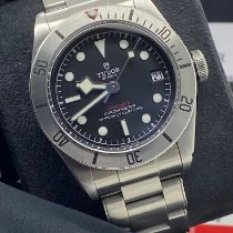Tudor 79730 Acier 2018 Black Bay Steel 41mm occasion