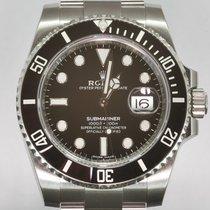 Rolex Submariner Date Acciaio 40mm Nero Senza numeri Italia, Bergamo - Seriate