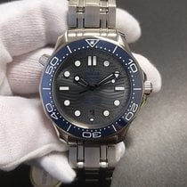Omega Seamaster Diver 300 M Stal Szary