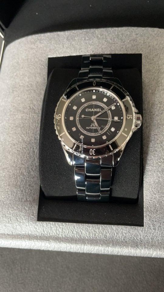 Chanel J12 H5702 neu