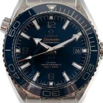 Omega Seamaster Planet Ocean Acero 43.5mm Azul