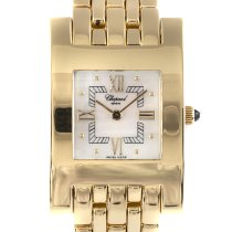 Chopard Your Hour Yellow gold 25mm Mother of pearl