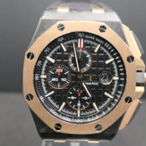 Audemars Piguet Royal Oak Offshore Chronograph Carbon 44mm Schwarz