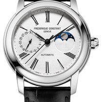 Frederique Constant FC-712MS4H6 Manufacture Classic Moonphase new