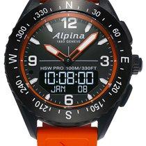 Alpina Alpiner AL-283LBO5AQ6 Neu 45mm