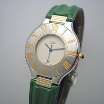 Cartier 21 Must de Cartier Gold/Stahl 34.5mm Deutschland, Pfungstadt