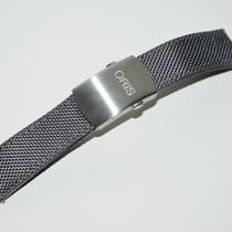 Oris Parts/Accessories pre-owned Textile Grey Aquis