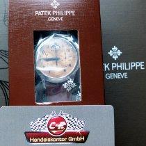 Patek Philippe Perpetual Calendar Chronograph Platina 38.3mm Goud Arabisch