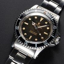 Rolex Submariner (No Date) Stahl Schwarz