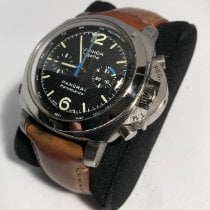 Panerai Special Editions PAM 00286 Goed Staal 44mm Automatisch