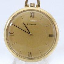 Zenith Хорошее Желтое золото 40mm