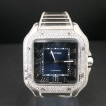 Cartier Santos (submodel) WSSA0030 Good Steel 39.8mm Automatic