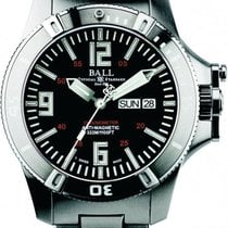 Ball Engineer Hydrocarbon Spacemaster Steel Black United States of America, Illinois, Chicago