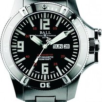 Ball Engineer Hydrocarbon Spacemaster Acero Negro