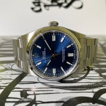 Rolex Oyster Perpetual 36 Steel 36mm Blue No numerals United States of America, Florida, Coral Gables