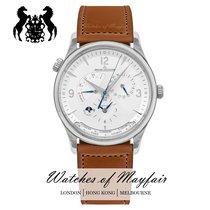 Jaeger-LeCoultre Master Geographic nuevo Automático Reloj con estuche y documentos originales Q4128420 or 4128420