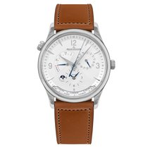 Jaeger-LeCoultre Q4128420 or 4128420 Steel Master Geographic 40mm new