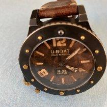 U-Boat U-42 Titane 53mm Noir
