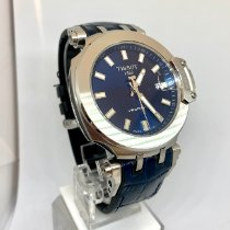 Tissot T-Race Steel 45mm Blue No numerals United States of America, New York, NY