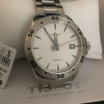 Tissot V8 Steel 42.5mm Silver United States of America, New Hampshire, Manchester