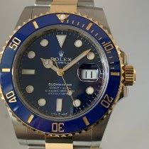 Rolex Submariner Date 126613lb Ongedragen Goud/Staal 41mm Automatisch