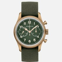 Montblanc 1858 Bronze 42mm Green Arabic numerals United States of America, New Jersey, River Edge