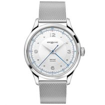 Montblanc new Automatic 40mm Steel Sapphire crystal
