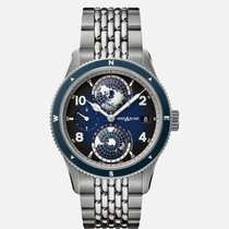 Montblanc Titanium 42mm Automatic 125567 new United States of America, New Jersey, River Edge