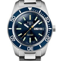 Ball Engineer Master II Skindiver Steel 42mm Blue No numerals United States of America, New Jersey, River Edge