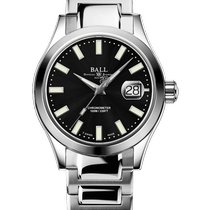 Ball Engineer III Steel 40mm Black No numerals United States of America, New Jersey, River Edge
